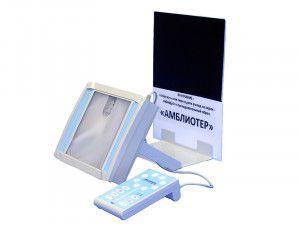 Аппарат для лечения амблиопии АМБЛИОТЕР, Россия