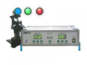 Аппарат лазерный офтальмотерапевтический Спекл-М, Россия